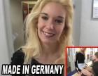 Deutsche Videothekarin im eigenen Laden von 3 Männern gefick