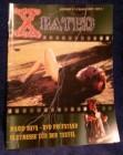 X-Rated Heft Ausgabe 9 zweites Quartal 1999