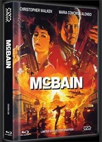 MCBAIN (DVD+Blu-Ray) (2Discs) - Mediabook - Uncut