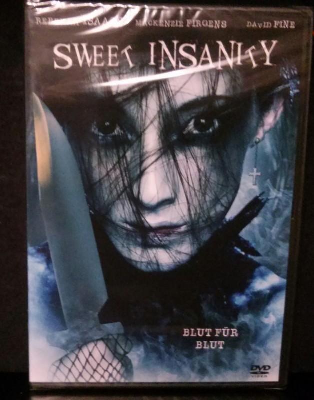 Sweet Insanity Dvd Ovp (N)