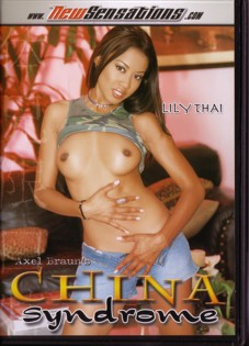 New Sensation DVD China Syndrome