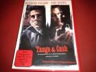 Tango & Cash Uncut DVD Stallone Russell UNGESCHNITTEN