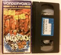 Die Hölle von Tokio aka Megaforce 7.9 VHS rar (D42)