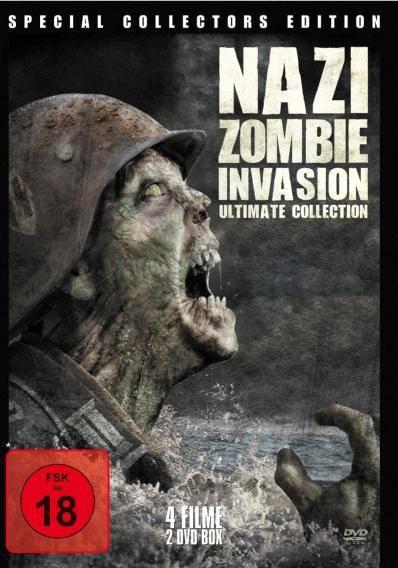 Nazi Zombie Invasion (9925125, NEU, Kommi)