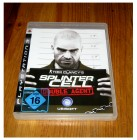 PS3 SPLINTER CELL DOUBLE AGENT - DEUTSCH - KOMPLETT