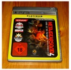 PS3 METAL GEAR SOLID 4 - GUNS OF THE PATRIOTS - PLATINUM