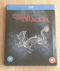 Enter the Dragon - Bruce Lee Steelbook Blu ray - Uncut *NEU*