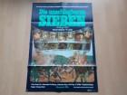 Die unschlagbaren Sieben - Original Kinoplakat A 1