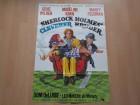 Sherlock Homes cleverer Bruder   - Original Kinoplakat A 1