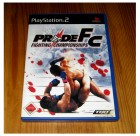 PS2 PLAYSTATION 2 - PRIDE FC FIGHTING CHAMPIONSHIPS - USK 18