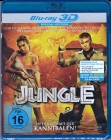 Jungle - In der Gewalt der Kannibalen! *BLURAY*NEU*OVP* 3D