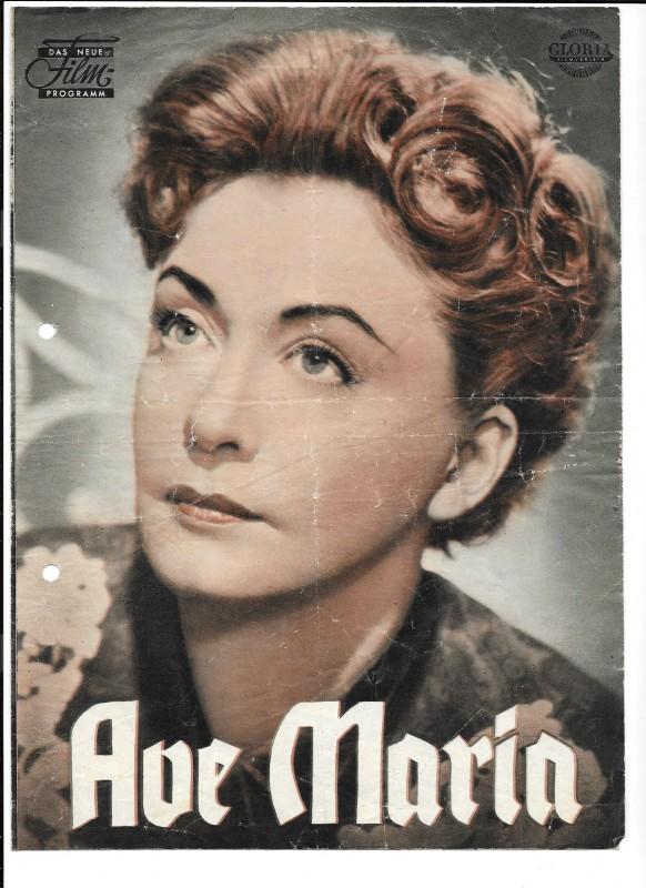 AVE MARIA (Filmprogramm 010)
