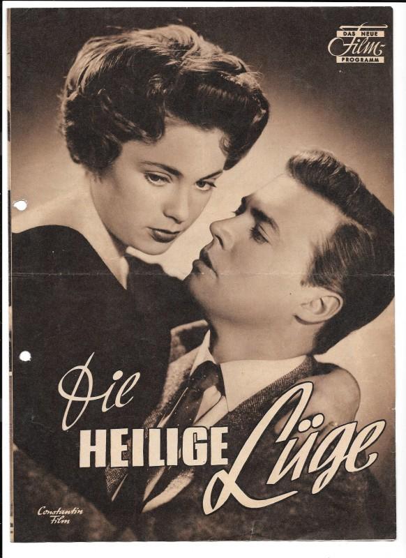 DIE HEILIGE LÜGE (Filmprogramm 013)