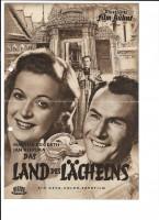 DAS LAND DES LÄCHELNS (Filmprogramm 015)