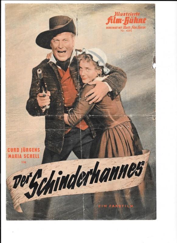 SCHINDERHANNES (Filmprogramm 018)
