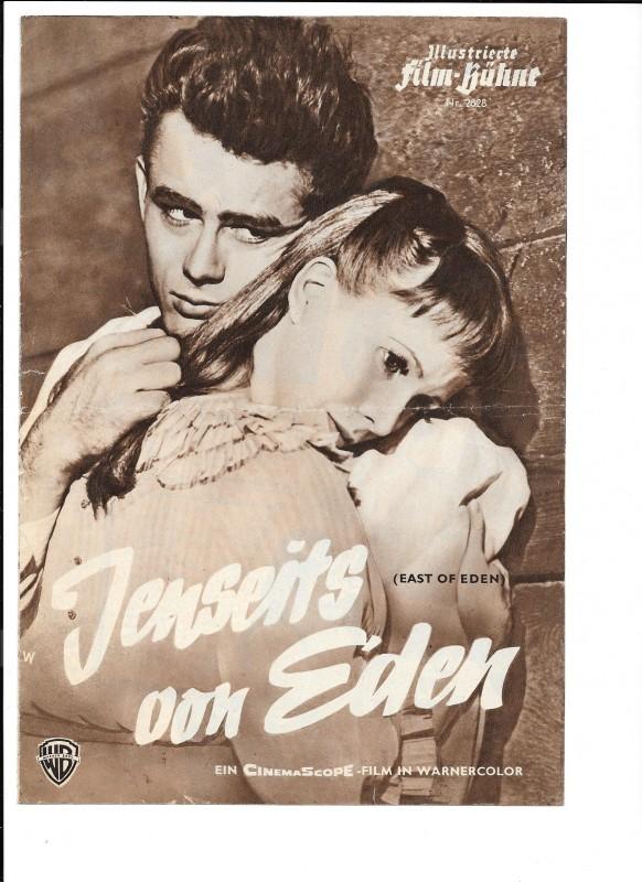 JENSEITS VON EDEN (Filmprogramm 022)