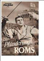 DIE PLÜNDERUNG ROMS (Filmprogramm 023)