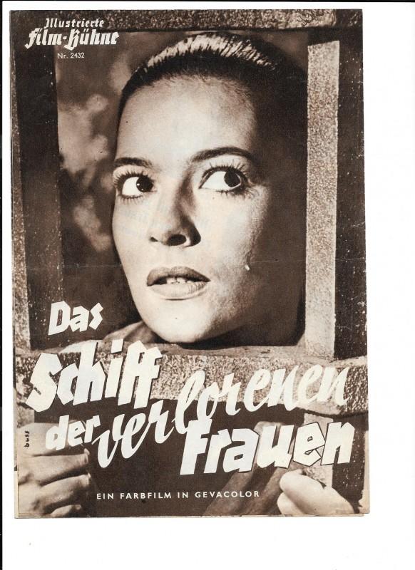 DAS SCHIFF DER VERLORENEN FRAUEN (Filmprogramm 024)