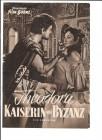 THEODORA KAISERIN VON BYZANZ (Filmprogramm 025)