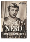 NERO DER UNTERGANG ROMS (Filmprogramm 030)