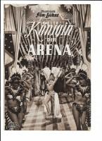 KÖNIGIN DER ARENA (Filmprogramm 034)