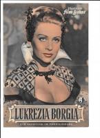 LUKREZIA BORGIA (Filmprogramm 035)