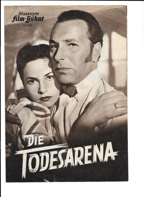DIE TODESARENA (Filmprogramm 036)