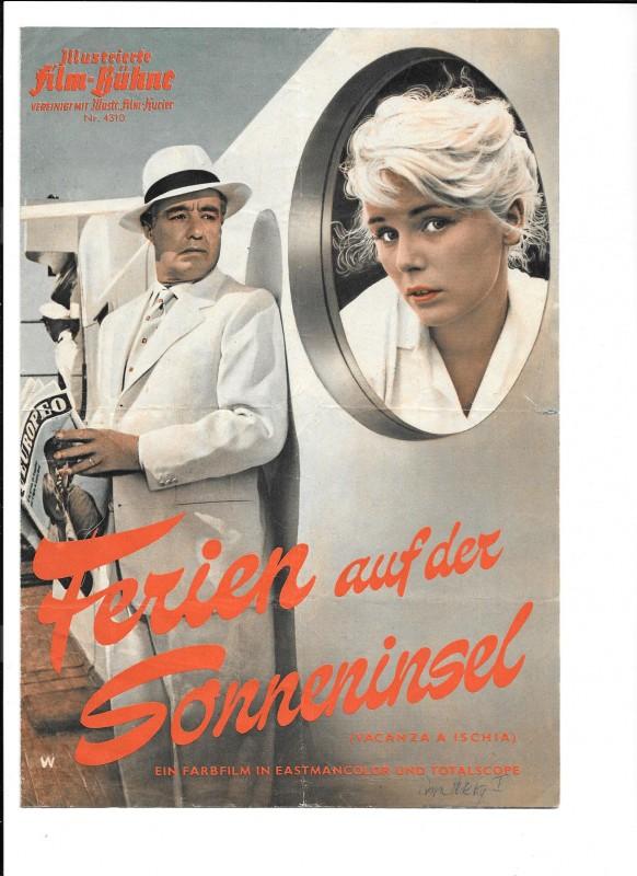 FERIEN AUF DER SONNENINSEL (Filmprogramm 039)