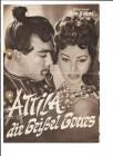 ATTILA DIE GEISSEL GOTTES (Filmprogramm 043)