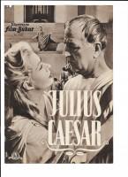 JULIUS CAESAR (Filmprogramm 044)