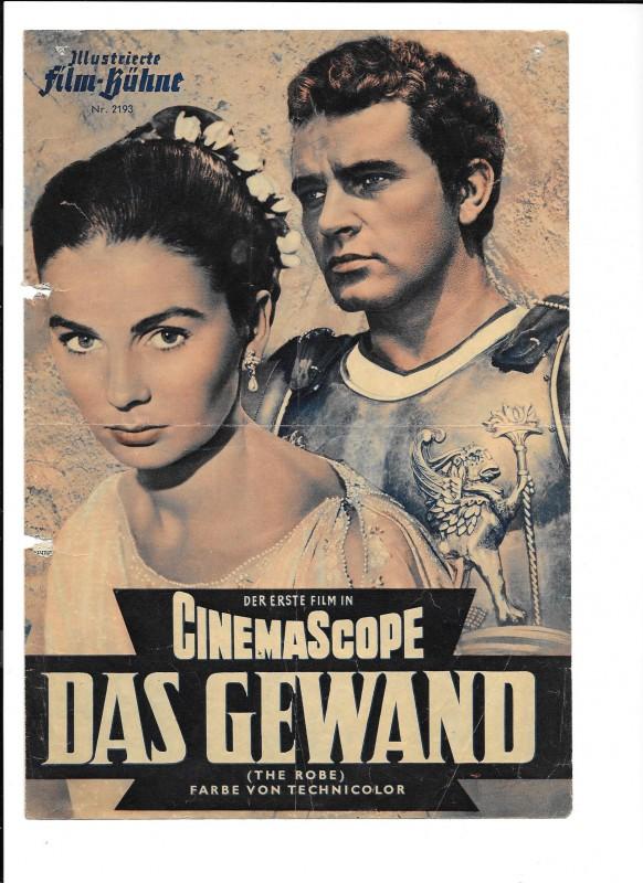 DAS GEWAND (Filmprogramm 046)