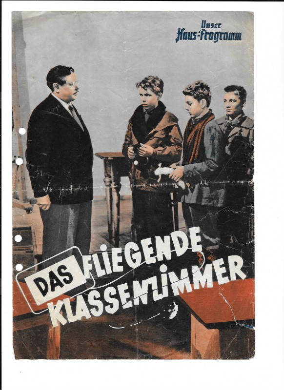 DAS FLIEGENDE KLASSENZIMMER (Filmprogramm 049)