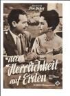 ALLE HERRLICHKEIT AUF ERDEN (Filmprogramm 058)