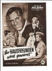 VOR HAUSFREUNDEN WIRD GEWARNT (Filmprogramm 063)