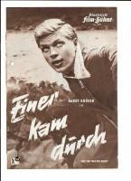 EINER KAM DURCH (Filmprogramm 064)