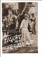 FLUCHT AUS SCHANGHAI (Filmprogramm 073)