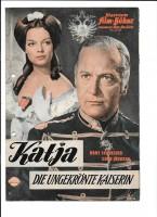 KATJA DIE UNGEKRÖNTE KAISERIN (Filmprogramm 074)