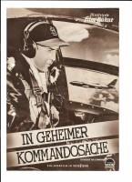 IN GEHEIMER KOMMANDOSACHE (Filmprogramm 076)