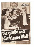 DIE GROßE UND DIE KLEINE WELT (Filmprogramm 078)