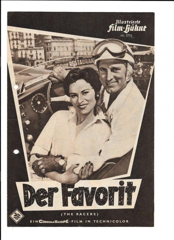 DER FAVORIT (Filmprogramm 080)