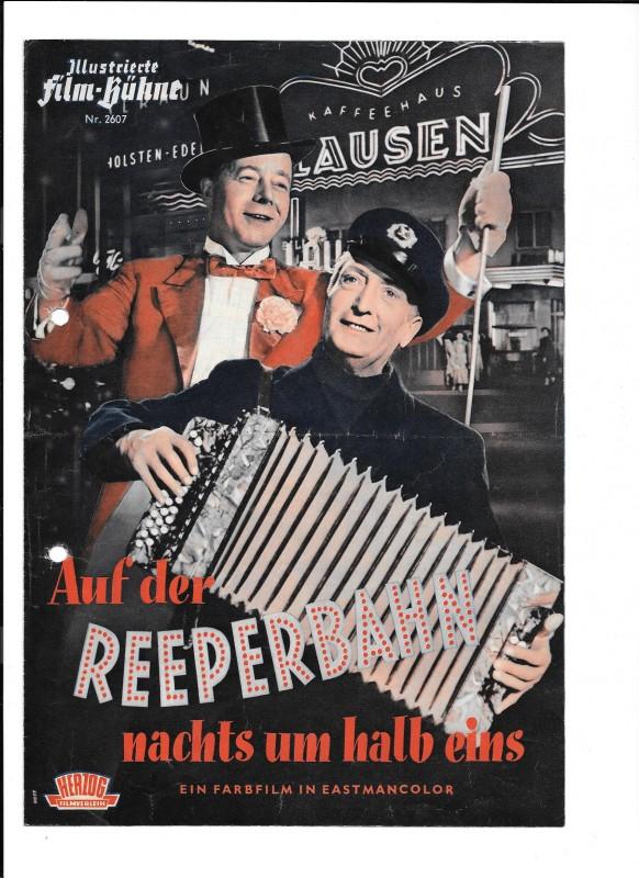AUF DER REEPERBAHN NACHTS UM HALB EINS (Filmprogramm 082)