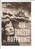 DIE GROSSE HOFFNUNG (Filmprogramm 086)