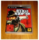 PS3 RED DEAD REDEMPTION - DEUTSCH - KOMPLETT - USK 18