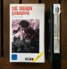 Die Sieben Samurai (Taurus Video) Akira Kurosawa