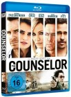 The Counselor - Ridley Scott - Extended Cut Blu-ray -Neu/OVP