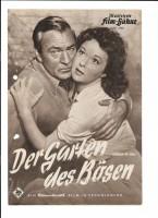 DER GARTEN DES BÖSEN (Filmprogramm 096)