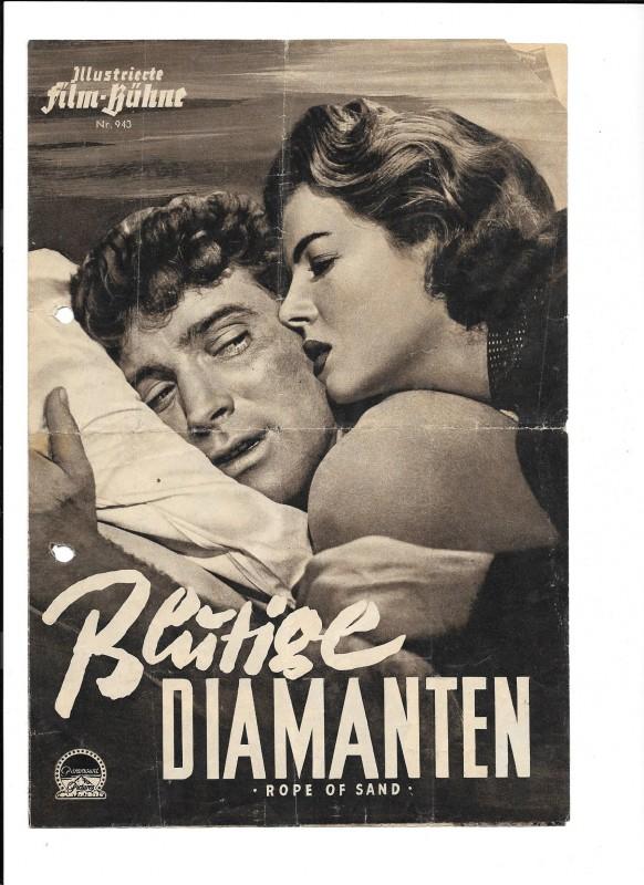 BLUTIGE DIAMANTEN (Filmprogramm 098)