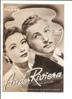 AN DER RIVIERA (Filmprogramm 104)