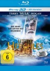 Little Hercules - Hulk Hogan 3D+2D Blu-ray OVP