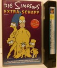 Die Simpsons Extra - Scharf VHS